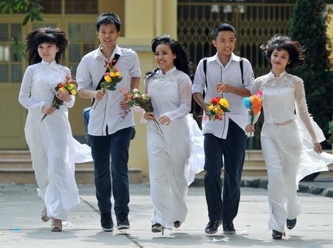 Đồng phục học sinh Cấp 3 DPHS14