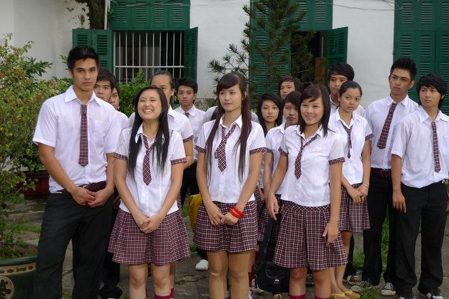 Đồng phục học sinh Cấp 3 DPHS15