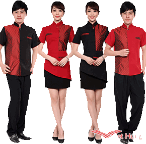 Đồng phục nhà hàng DPNH03