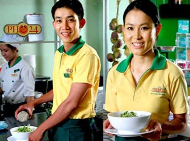Đồng phục nhà hàng DPNH06