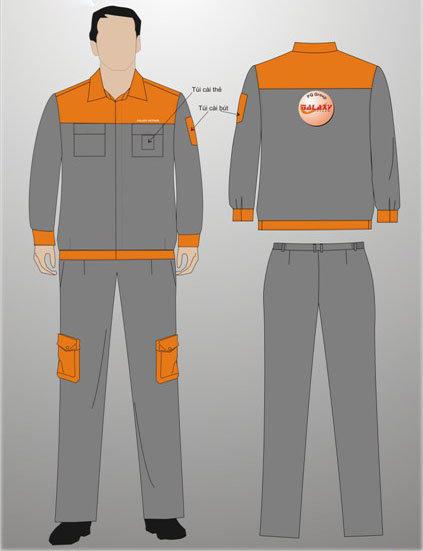 Đồng phục Bảo hộ DPBH06