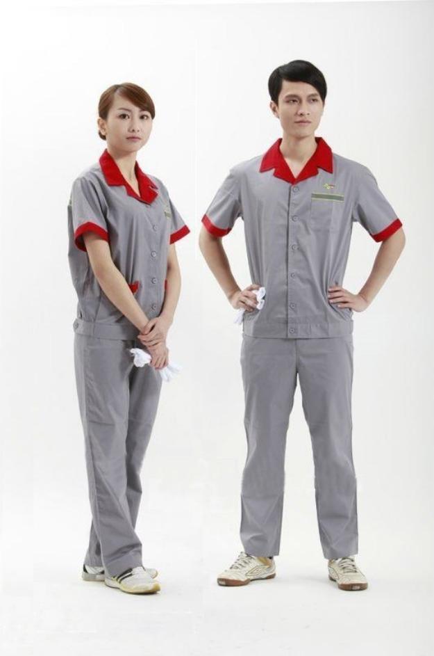 Đồng phục Công nhân DPCN01