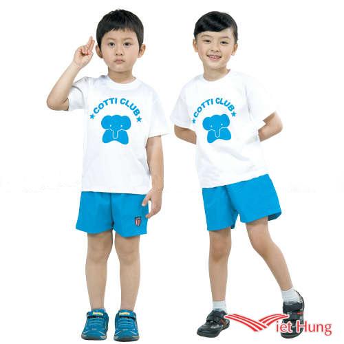 Đồng phục học sinh mầm non DPHS01