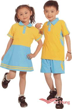 Đồng phục học sinh mầm non DPHS03