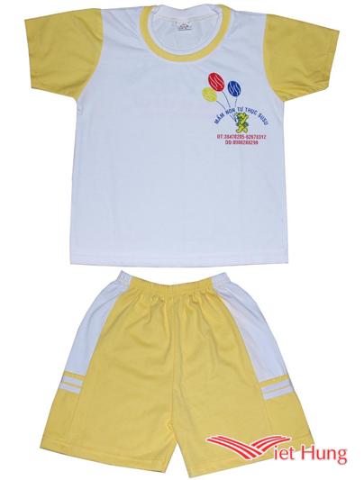 Đồng phục học sinh mầm non DPHS05
