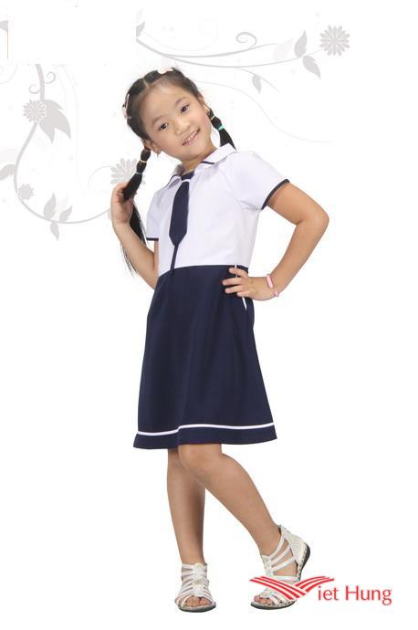 Đồng phục học sinh Tiểu học DPHS07