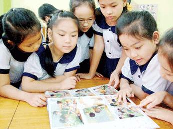 Đồng phục học sinh Tiểu học DPHS08