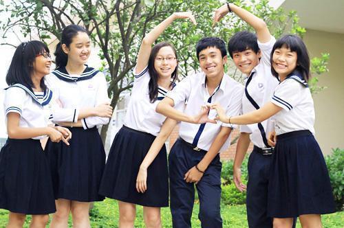 Đồng phục học sinh Cấp 2 DPHS12